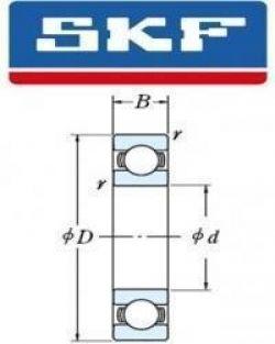 E2.6202-2RSH/C3 SKF
