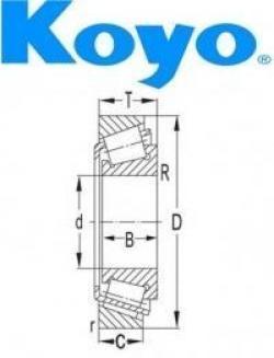 TR0608-A Koyo