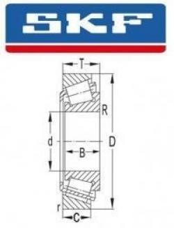 L44649/610/Q SKF