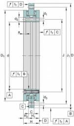 YRTC180-XL INA